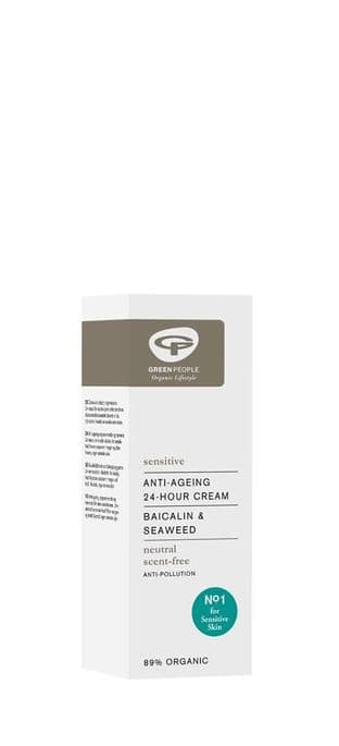 Green People Org Neutral/Scent Free 24 Hour Cream - 50ml